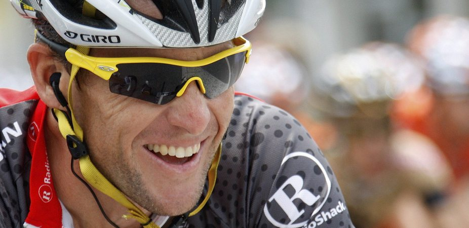 Lance armstrong charged with blood doping and epo use so how do