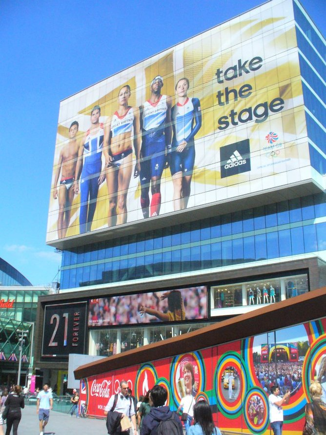 Take the stage… but only with the right brand of clothes on!