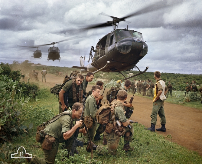 The photographer's war: Vietnam through a lens