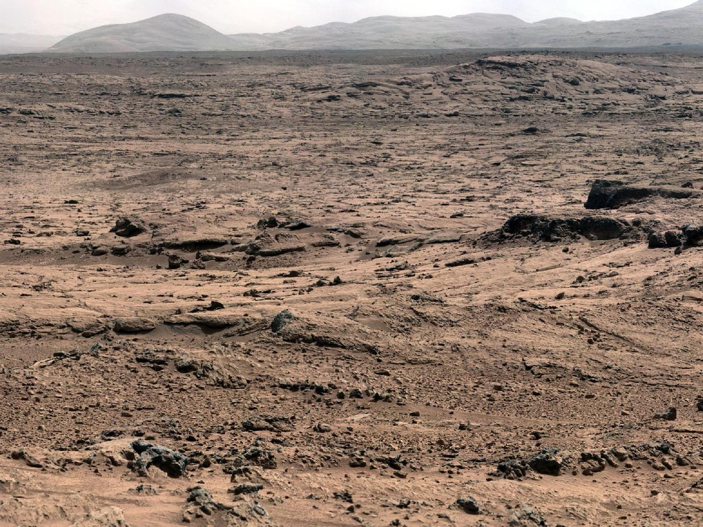 curiosity mars earth - photo #1