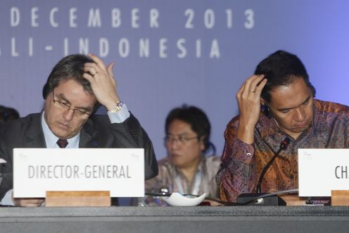 WTO struggles across the line in new era of policy malaise