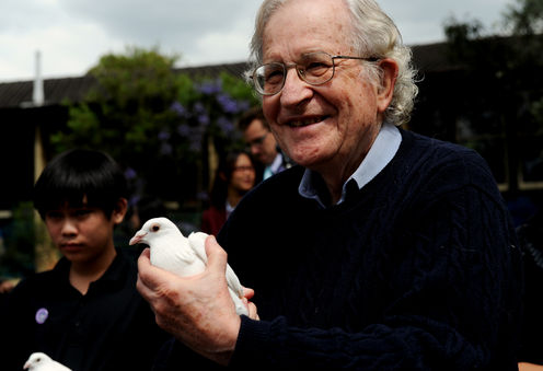Noamchomsky_and_dove-1320731107