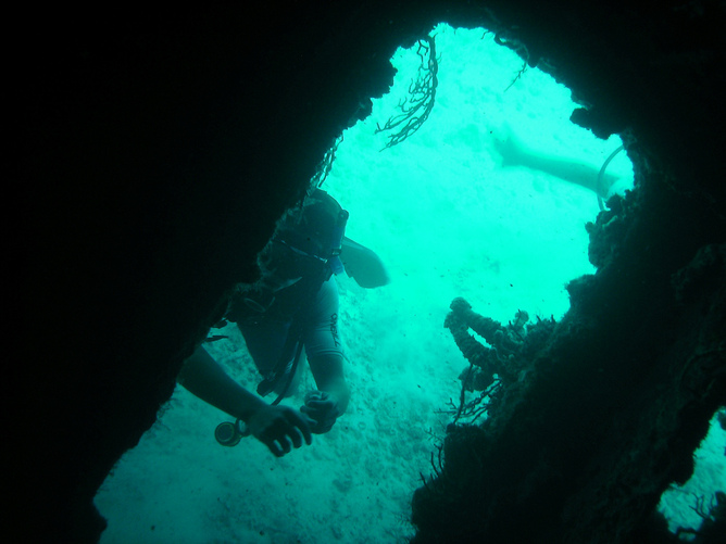Submerged mysteries: only 14 of Australia's almost 2,800 shipwrecks have been properly Flickr/miamism surveyed and excavated.